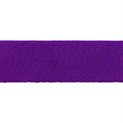 Стропа(ременная лента) 25 мм, цвет фиолетовый,  2.5 м