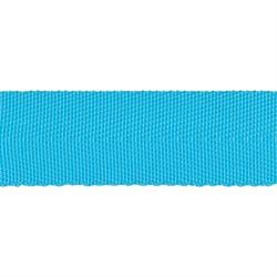 Стропа (ременная лента) 25 мм,  цвет голубой,  2.5 м