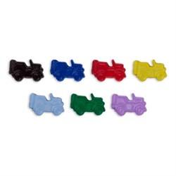 Пуговицы детские 'GAMMA' AY 9967   28 ' ( 18 мм)  1 шт