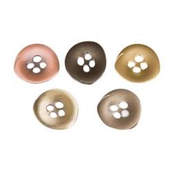 Пуговицы металлические   30 ' ( 19 мм)  1 шт