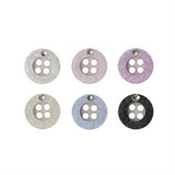Пуговицы рубашечные/блузочные ( 11 мм) 1шт