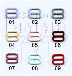 Регулятор ленты d 10мм  10шт (цветные)