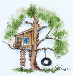 Набор для вышивания 'PANNA' ПС-1952   'Домик на дереве'
