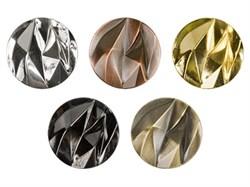 Пуговицы металлические   36 ' ( 23 мм)  1шт