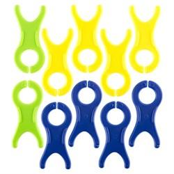 Бобины для намотки ниток  пластиковые 'Gamma'  (блистер 5 шт) WPR-5