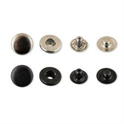 Кнопки металл   'альфа'   BTA   'BLITZ'  d 15 мм 1компл.