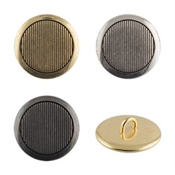 Пуговицы металлические  32 ' ( 20 мм)  1шт