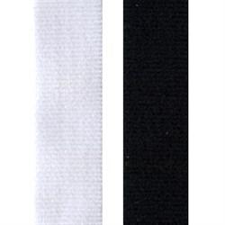 Лента эластичная для бретелей 10 мм белая 1м