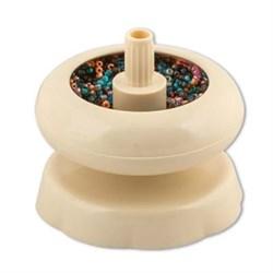 Спиннер для нанизывания бисера пластиковый