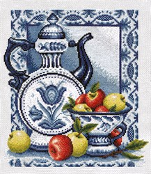 Набор для вышивания 'PANNA' ГФ-0271   'Наливные яблочки'