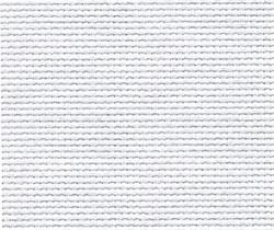 Канва 'Gamma'   Aida №11  100\% хлопок   50х100 см белый