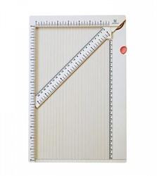 Доска для биговки многофункциональная  34,4х23х0,95 см