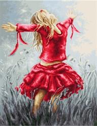 """""""Танец в поле""""  'Luca-S' G558"""