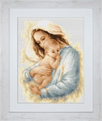"""""""Мать и дитя""""  LUCA-S G537"""