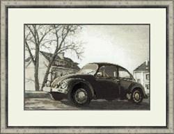 """""""Старая фотография, жук""""   'RIOLIS'  1177"""