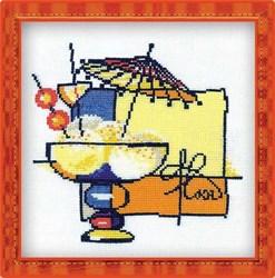 """""""Мороженое"""" 'RIOLIS'  0975"""