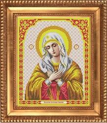 """Основа для вышивки бисером  """"Пресвятая Богородица Умиление""""  """"Благовест"""" И-4006"""