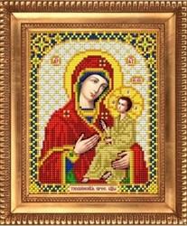 """Основа для вышивки бисером  """"Пресвятая Богородица Тихвинская"""" """"Благовест"""" И-5074"""