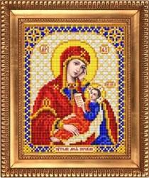 """Основа для вышивки бисером  """"Пресвятая Богородица Утоли Мои Печали"""" """"Благовест"""" И-5029"""