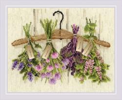 Набор для вышивания «Пряные травы» 30х24 см 'RIOLIS'