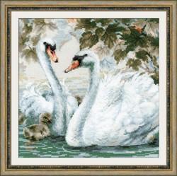 «Белые лебеди»  'RIOLIS'  1726