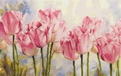 """""""Розовые тюльпаны"""" """"Алиса""""  2-37"""