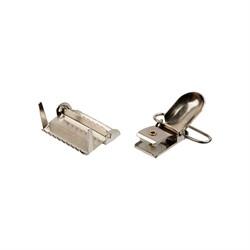 Клипсы для подтяжек 30 мм 2 шт