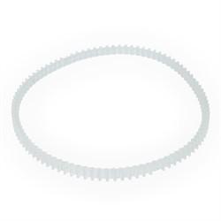 Ремень для бытовых швейных машин №2 зубчатый двухсторонний 350 мм