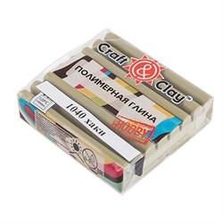 """Полимерная глина """"Craft&Clay"""" хаки"""