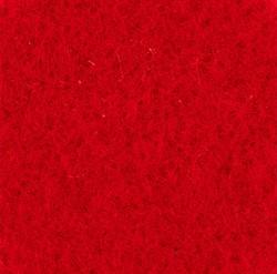 Фетр декоративный 30 х 45 см  2.2 мм красный