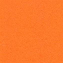 Фетр декоративный 30 х 45 см  2.2 мм оранжевый/люминесцентный