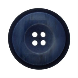 Пуговицы пальтовые/шубные  'GAMMA' GF 0027   44 ' ( 28 мм) 1 шт