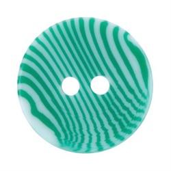 Пуговицы детские 11 мм темно-зеленые 1 шт