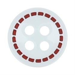 Пуговицы рубашечные/блузочные  GF 0022   18 ' ( 11 мм)  1шт