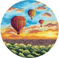 """""""Воздушные шары на закате"""" 'PANNA'"""