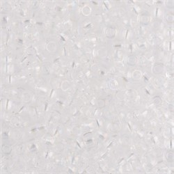 "Бисер Чехия ""Precioza"" ""Gamma"" D253 прозрачный/перламутр (58135) 10/0 5 г"