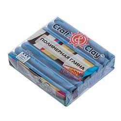 """Полимерная глина """"Craft&Clay"""" перуанский голубой"""