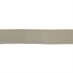 Лента эластичная льняная 25 мм 1 м