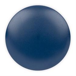 Пуговицы пальтовые\шубные темно-синие 34 мм