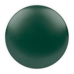 Пуговицы пальтовые\шубные зеленые 34 мм