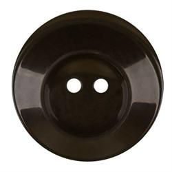 Пуговицы пальтовые\шубные  34 мм темный хаки
