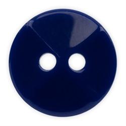 Пуговицы рубашечные/блузочные 11 мм темно-синие  1шт