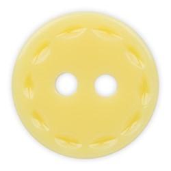 Пуговицы рубашечные/блузочные 11 мм светло-желтые  1шт