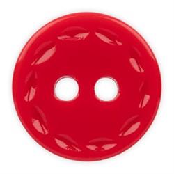 Пуговицы рубашечные/блузочные 11 мм светло-красные  1шт
