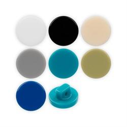 Пуговицы рубашечные/блузочные 11 мм грязно-серые  1шт