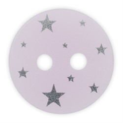 Пуговицы рубашечные/блузочные 11 мм светло-лиловые  1шт.