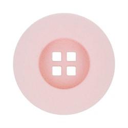 Пуговицы пальтовые/шубные 30 мм розовые