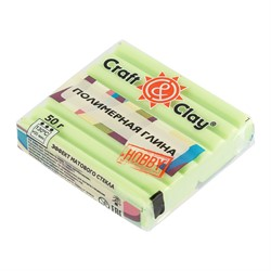 """Полимерная глина """"Craft&Clay"""" (эффект матового стекла) весенний бутон"""