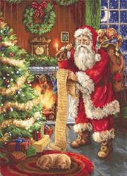 """Santa Claus"" 21х29 см  'Luca-S'"