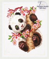"""""""Панда"""" 15х18 см """"чудесная Игла"""""""